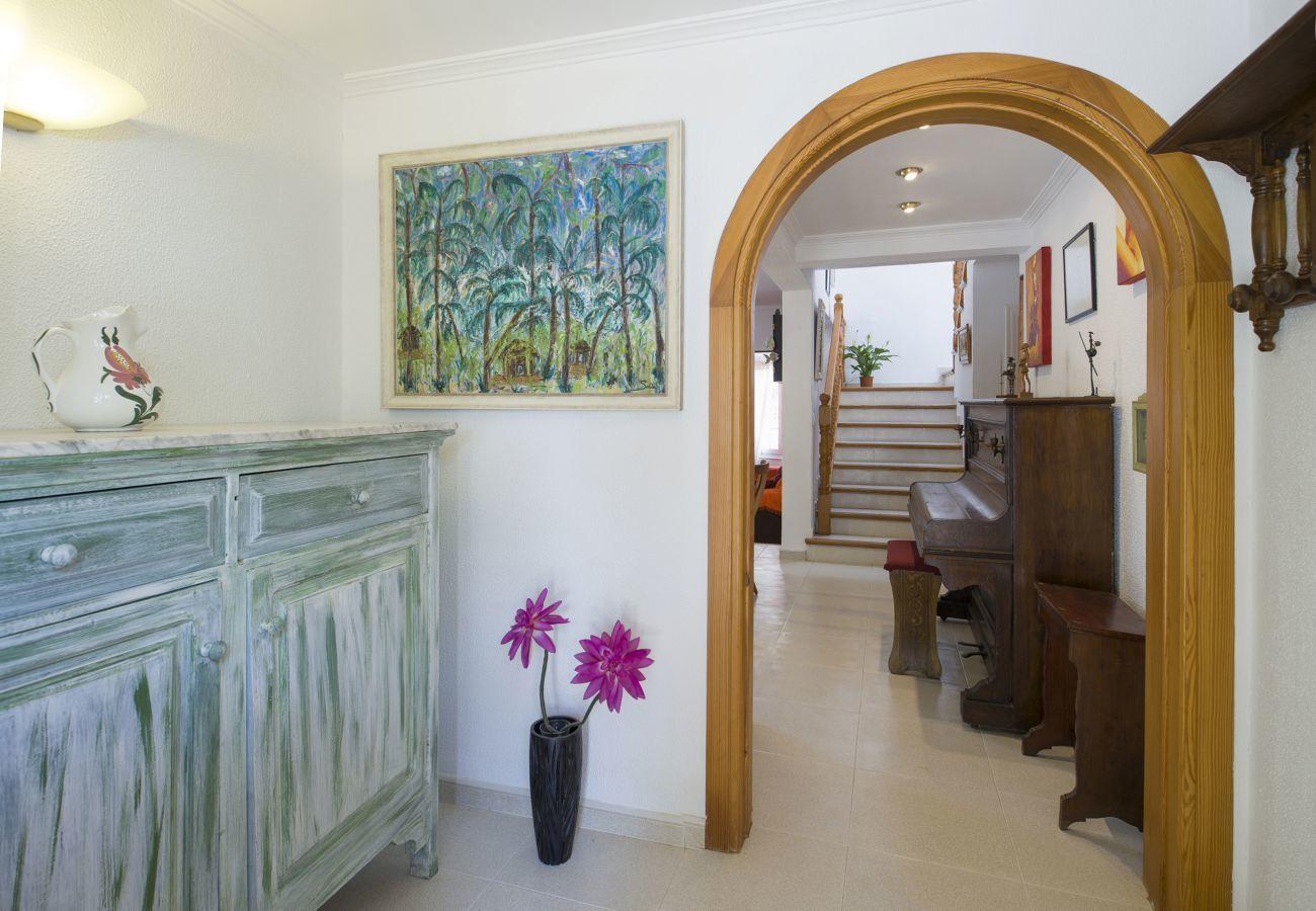 Villa en Sant Antoni de Portmany / San Antonio - CAN LUCIA