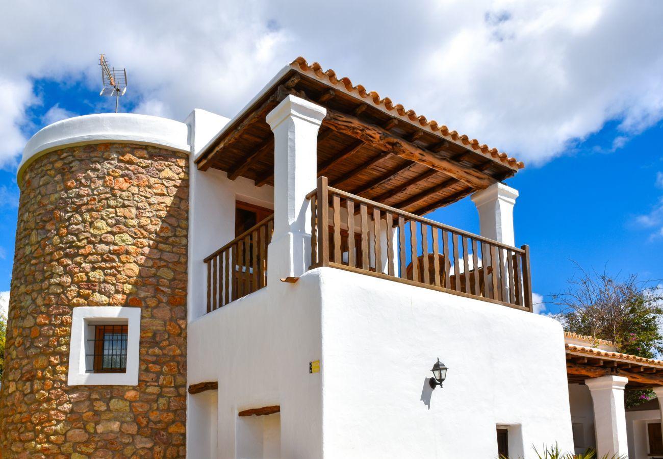 Pintoresca casa rural en Ibiza