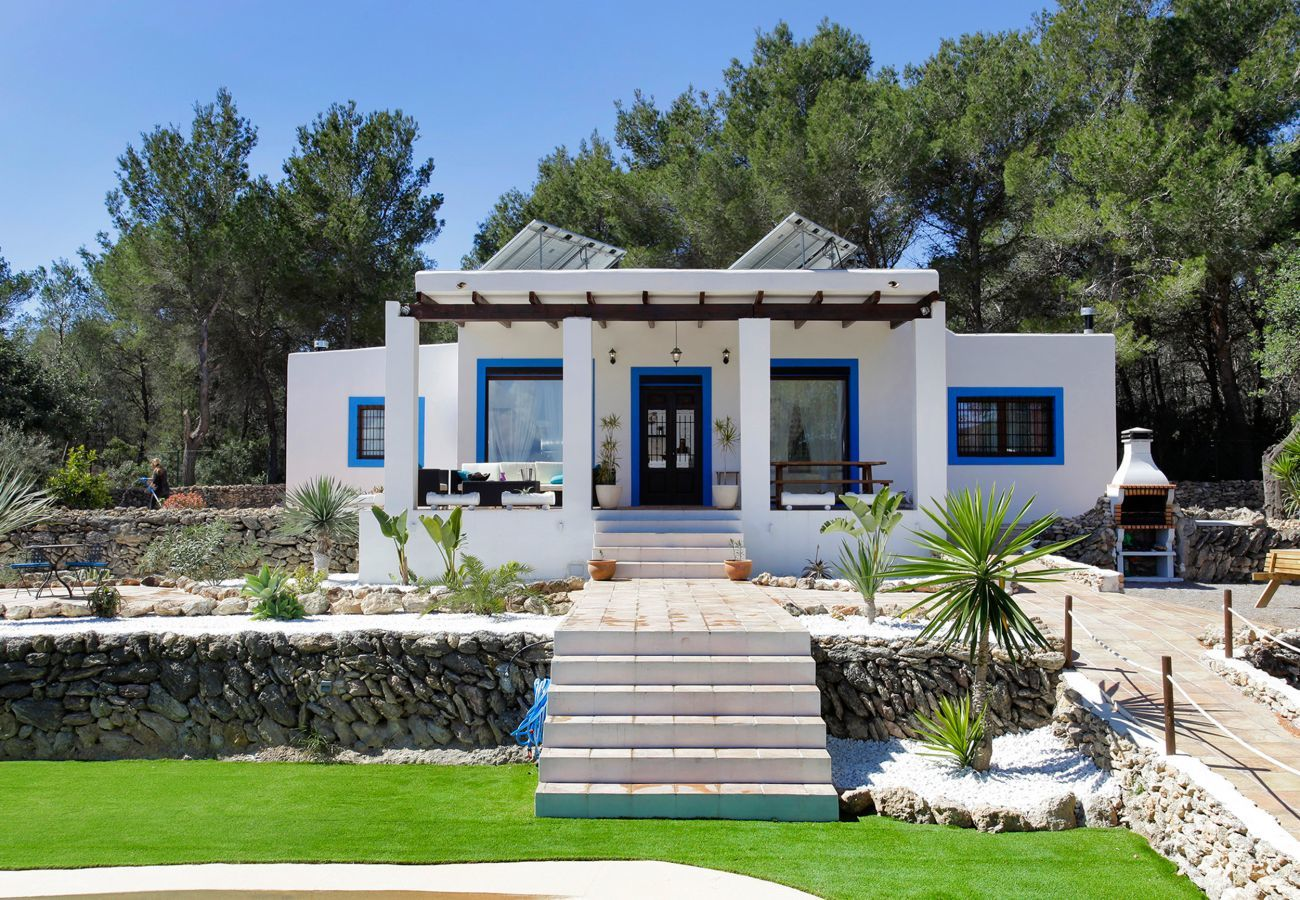 Villa en Santa Gertrudis - VILLA RADI