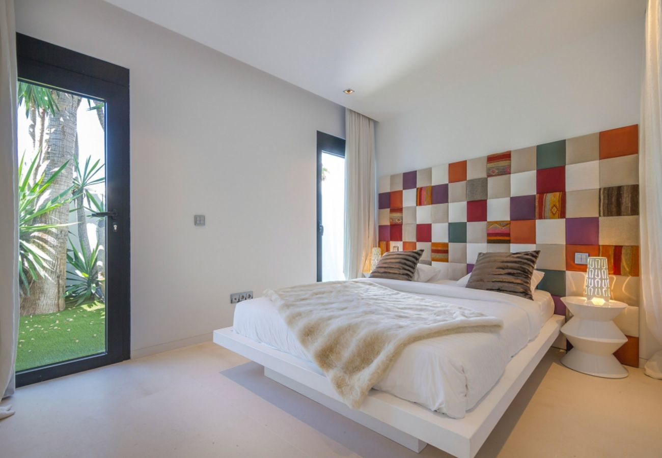 Villa en Sant Josep de Sa Talaia / San Jose - VILLA VIEW