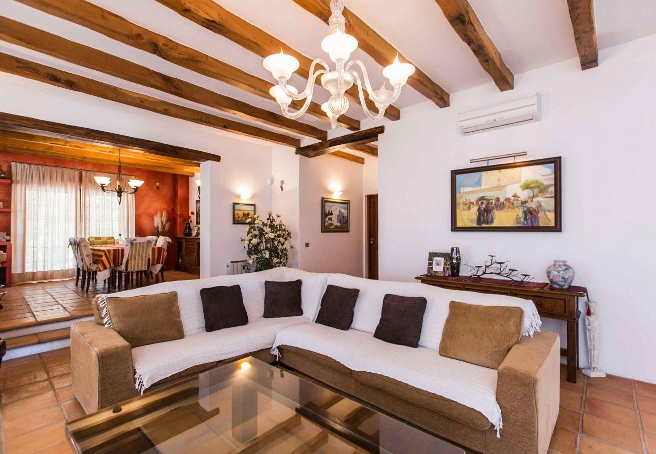 Villa en Santa Eulalia del Río - VILLA NUMY