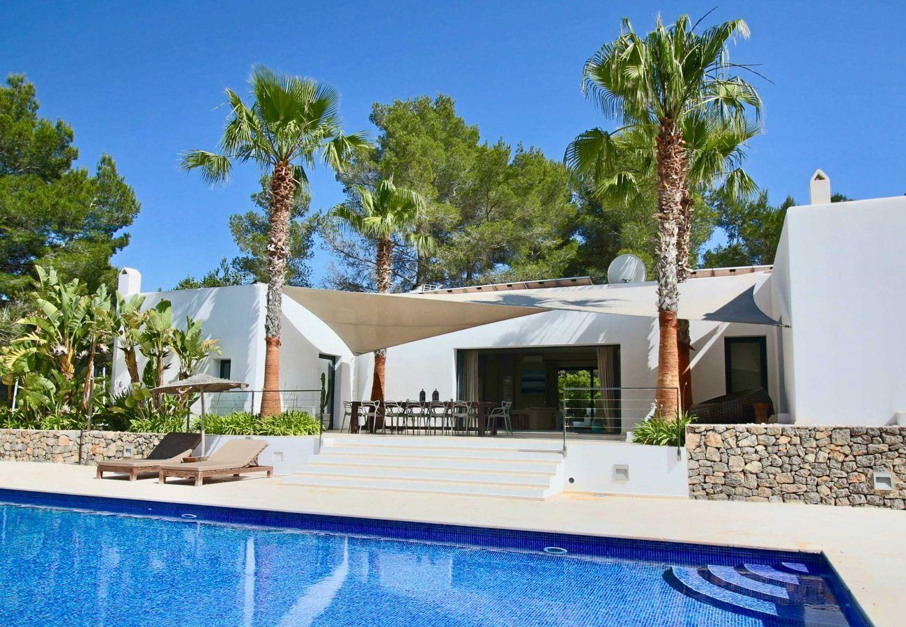 Villa en Sant Josep de Sa Talaia / San Jose - CAN MOON