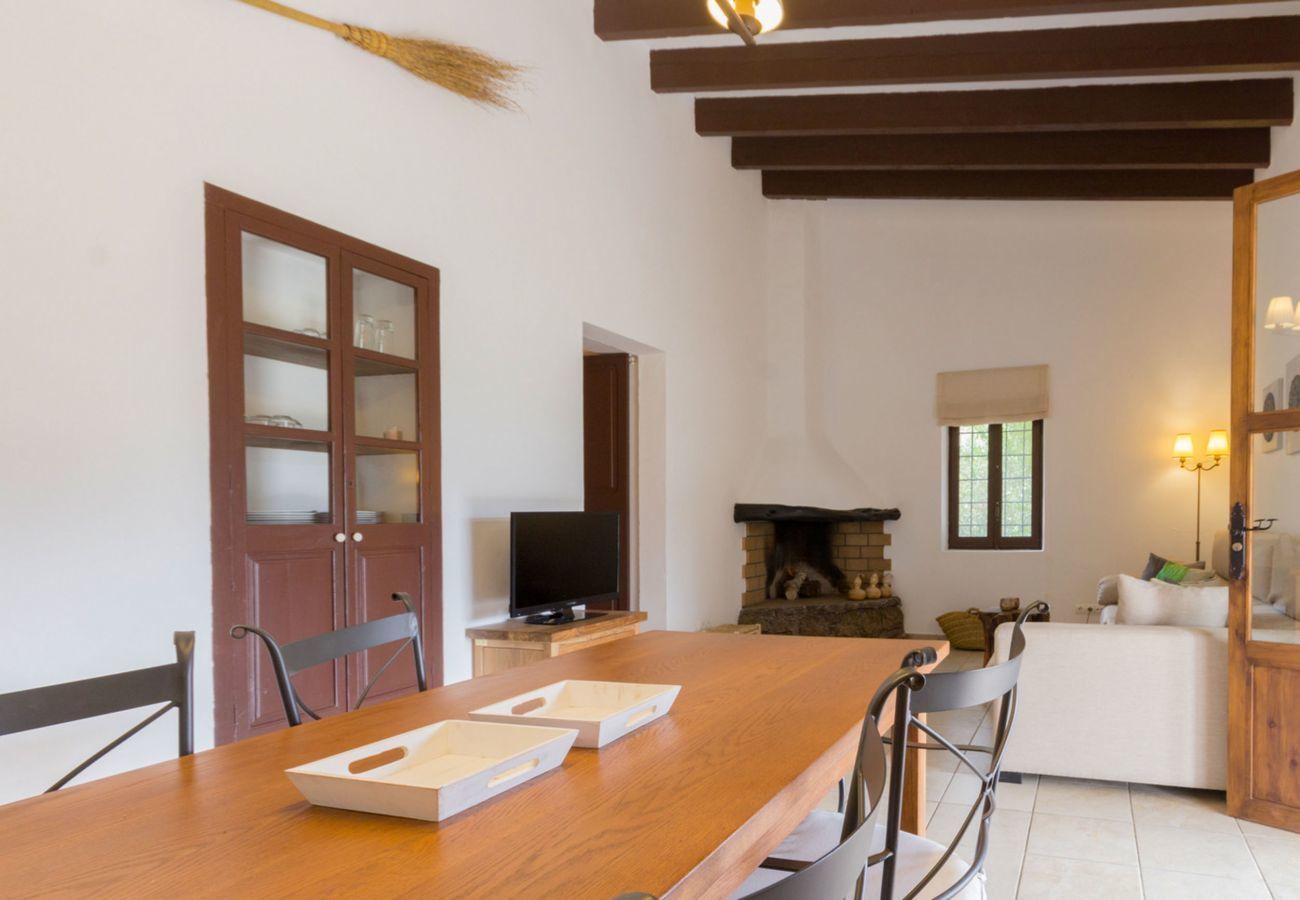 Casa en San Rafael de Sa Creu/ Sant Rafael de Sa Creu - CASA PEPITA