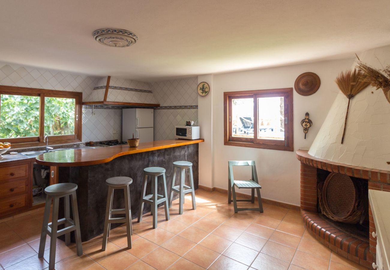 Villa en Santa Gertrudis - CASA ESTRELLA