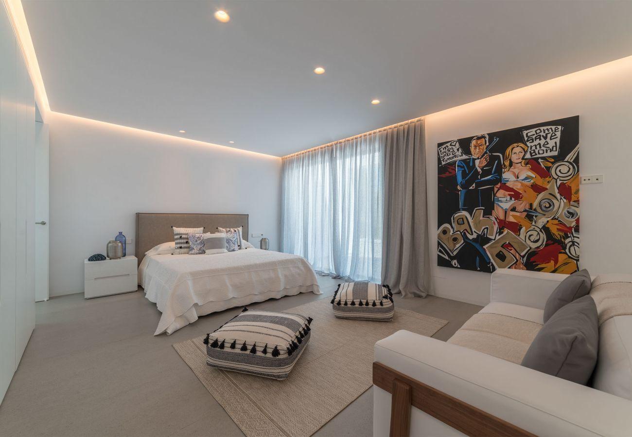 habitaciones de lujo en Ibiza