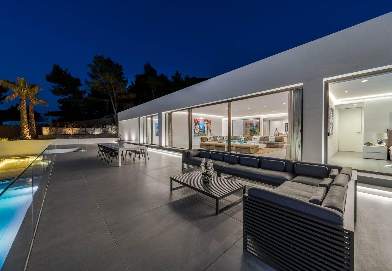 Villa en Sant Josep de Sa Talaia / San Jose - VILLA LUXE