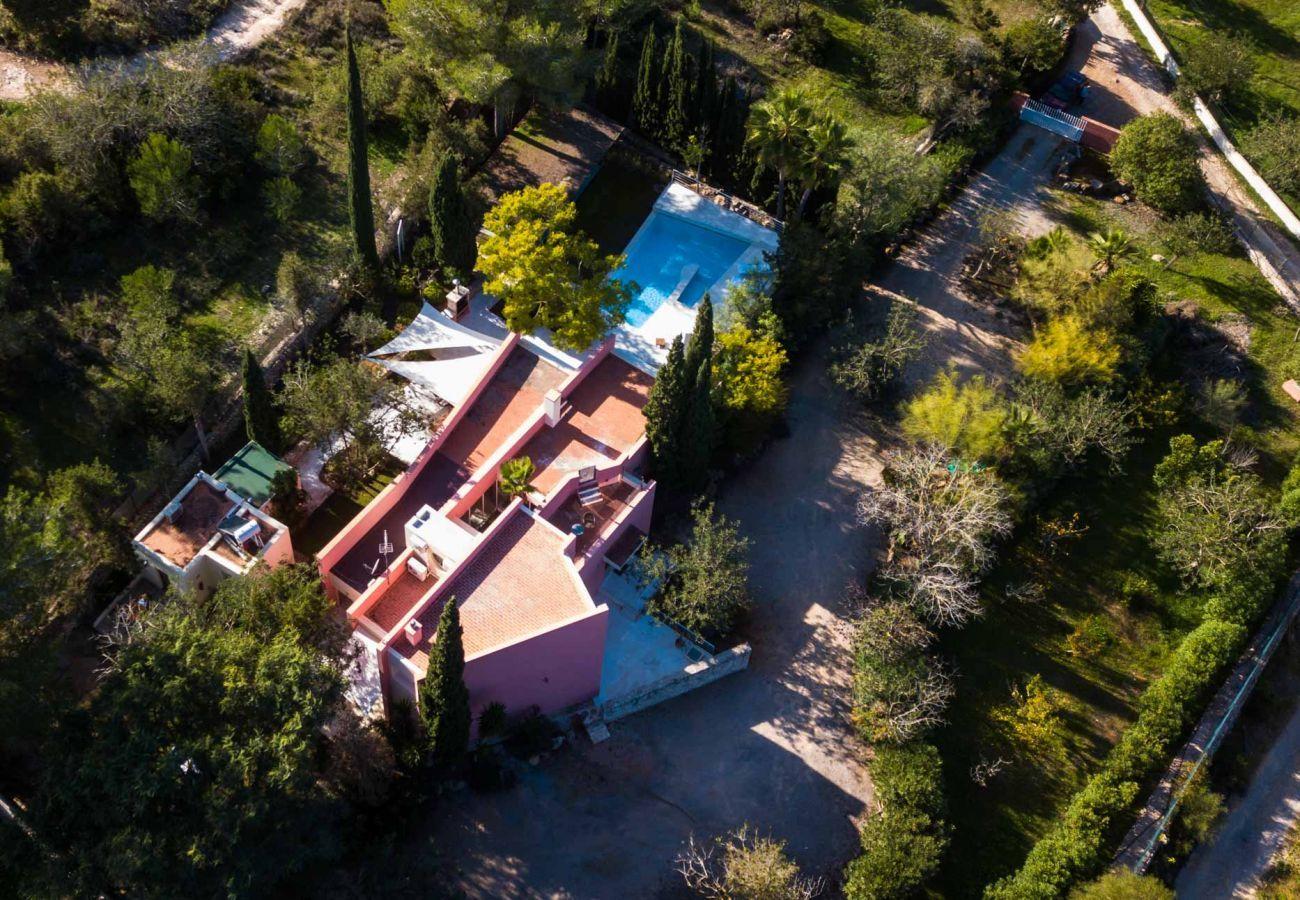 Casa en San Rafael de Sa Creu/ Sant Rafael de Sa Creu - CAN JAUME