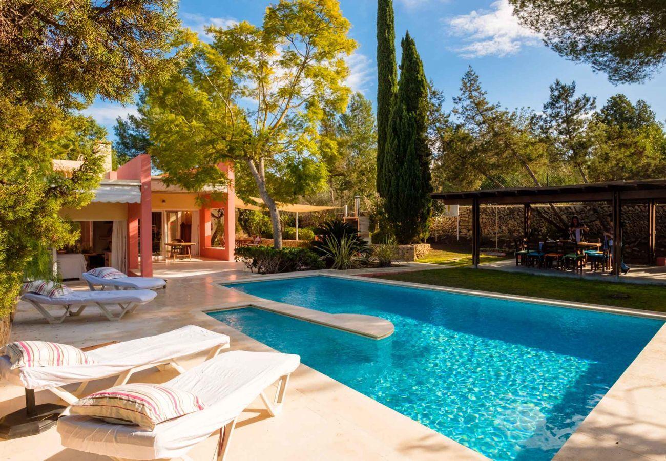 Casa de vacaciones Can Jaume Curt