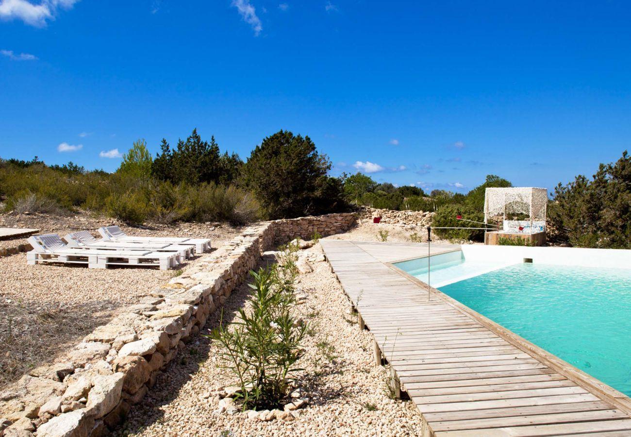 Casa en Sant Francesc de Formentera - CASA FORMENTERA