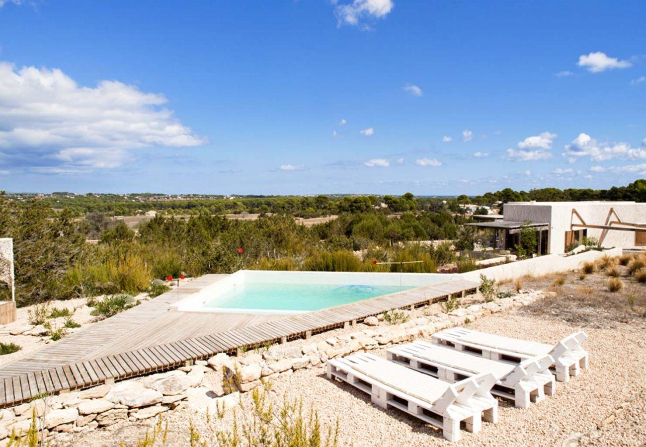 Casas de vacaciones en Formentera