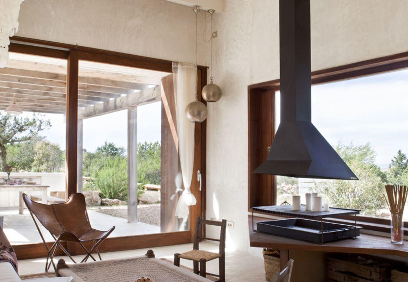 Casa de vacaciones en Formentera