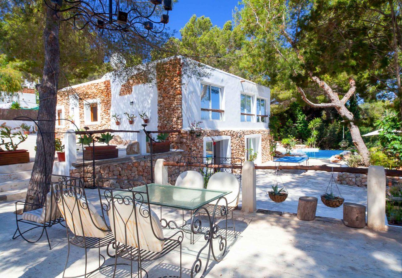 Villa en Sant Josep de Sa Talaia / San Jose - VILLA HAVELI