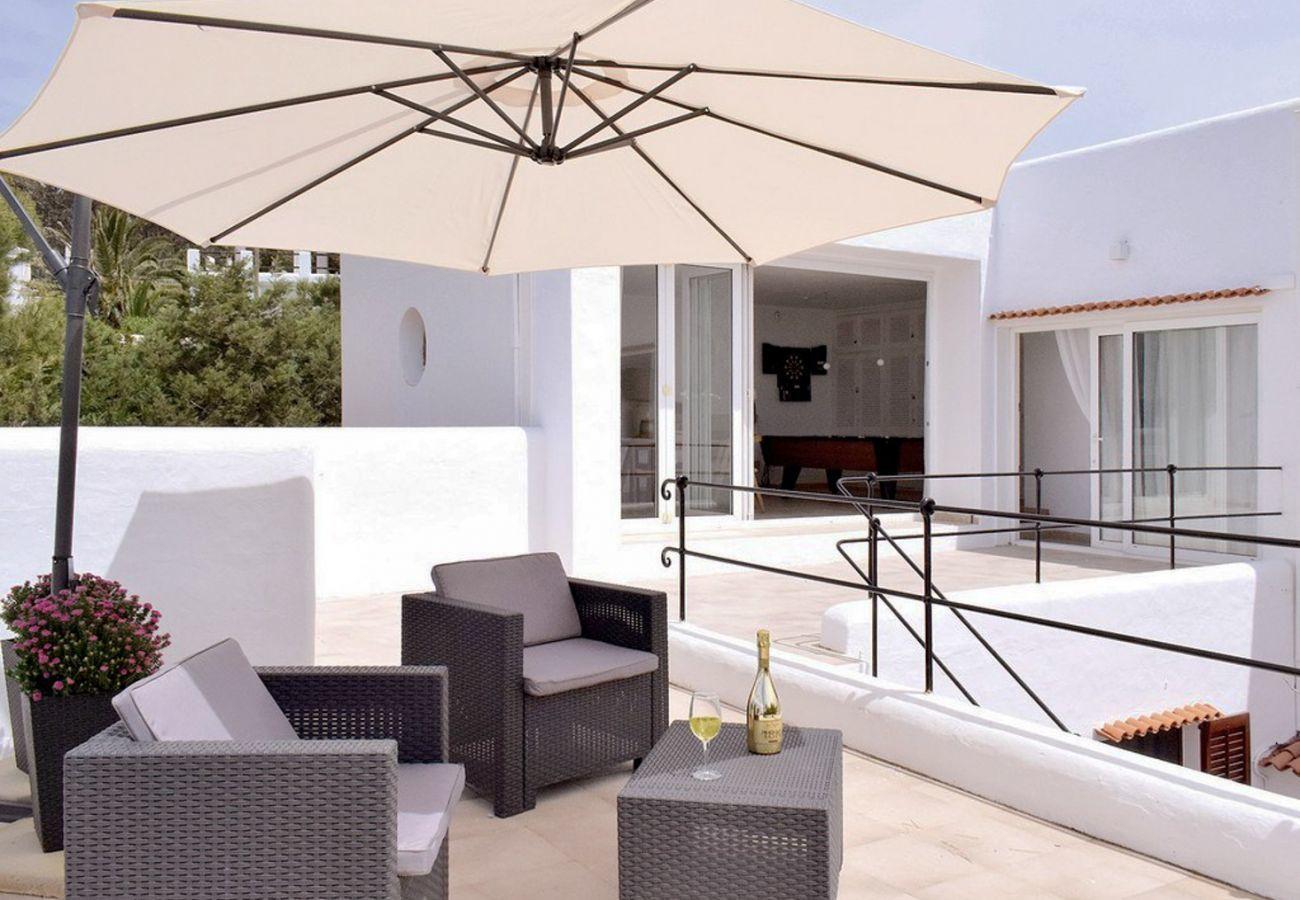 Villa en Sant Josep de Sa Talaia / San Jose - CAN ES VEDRA