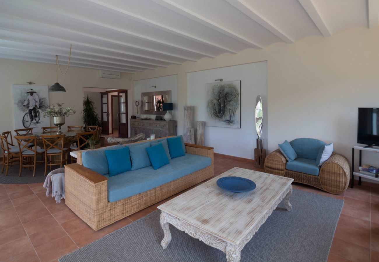 Villa en Sant Joan de Labritja / San Juan - VILLA BOCA SEGA