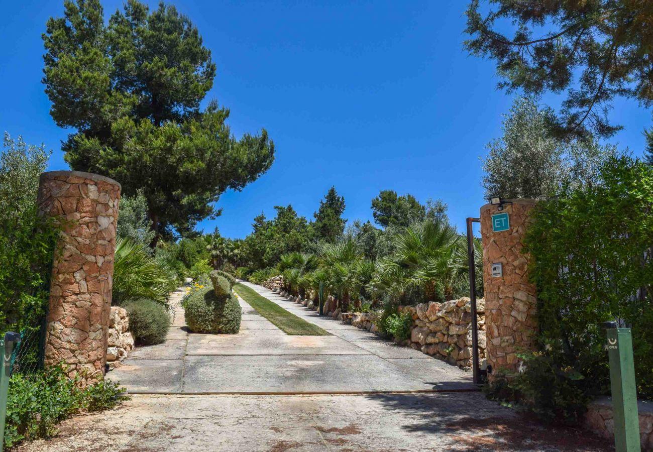 Villa en Sant Josep de Sa Talaia / San Jose - VILLA COQUETA