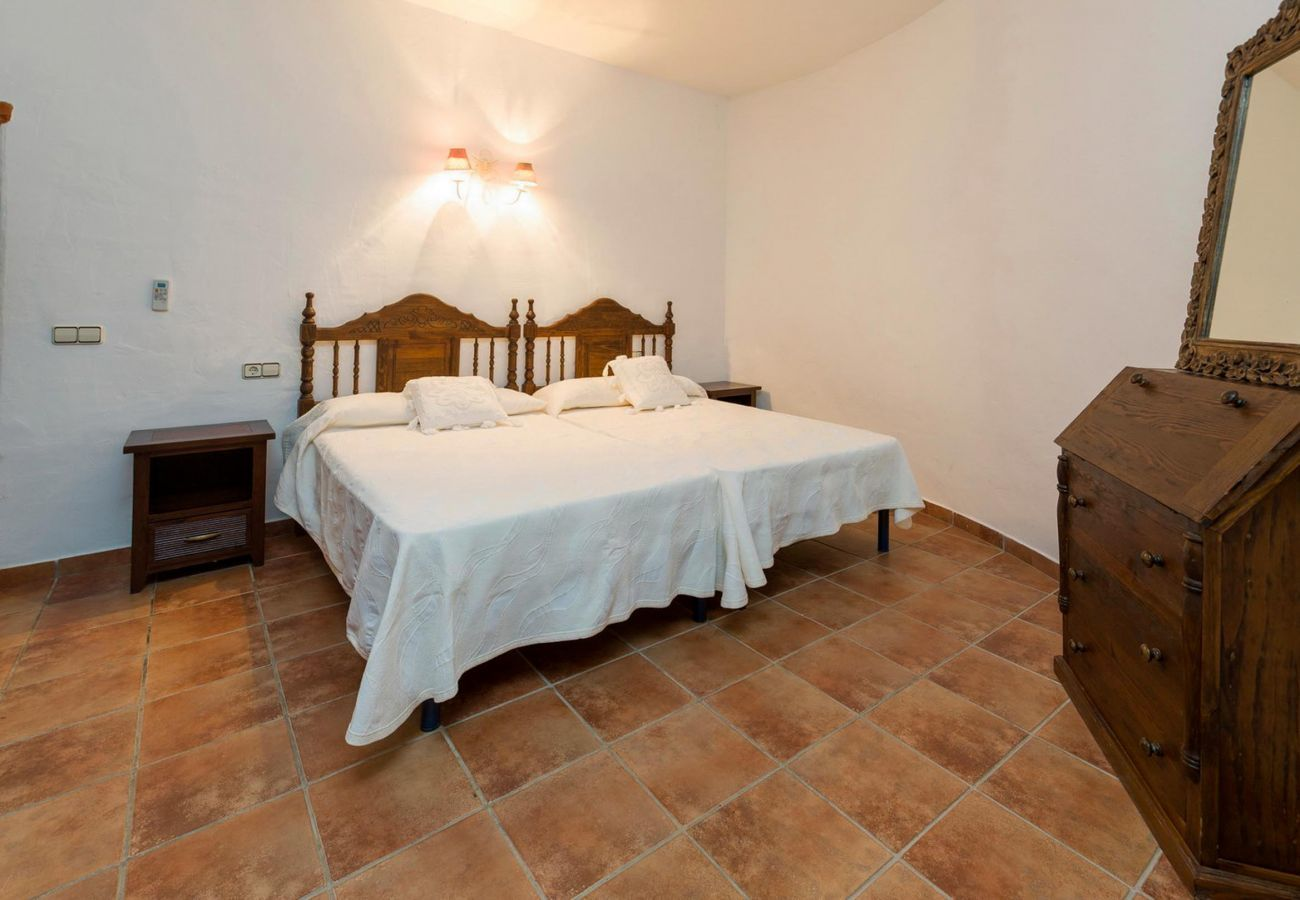 Villa en San Rafael de Sa Creu/ Sant Rafael de Sa Creu - VILLA BELLA