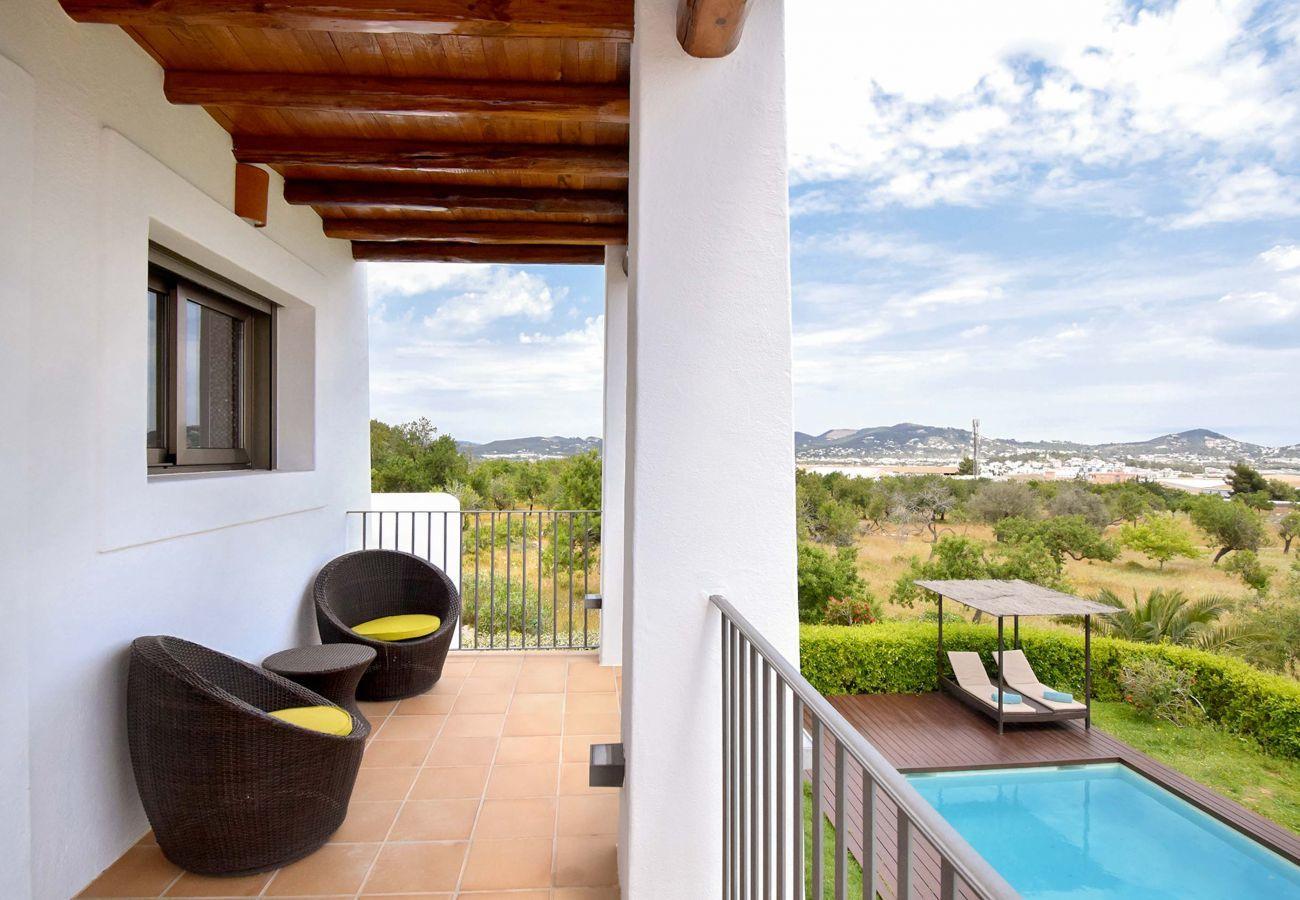 Villa en Ibiza - SES LLANERES
