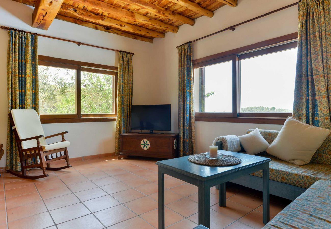 Casa rural en San Agustín / Sant Agustí d´ es Vedrà - CASA BERRY