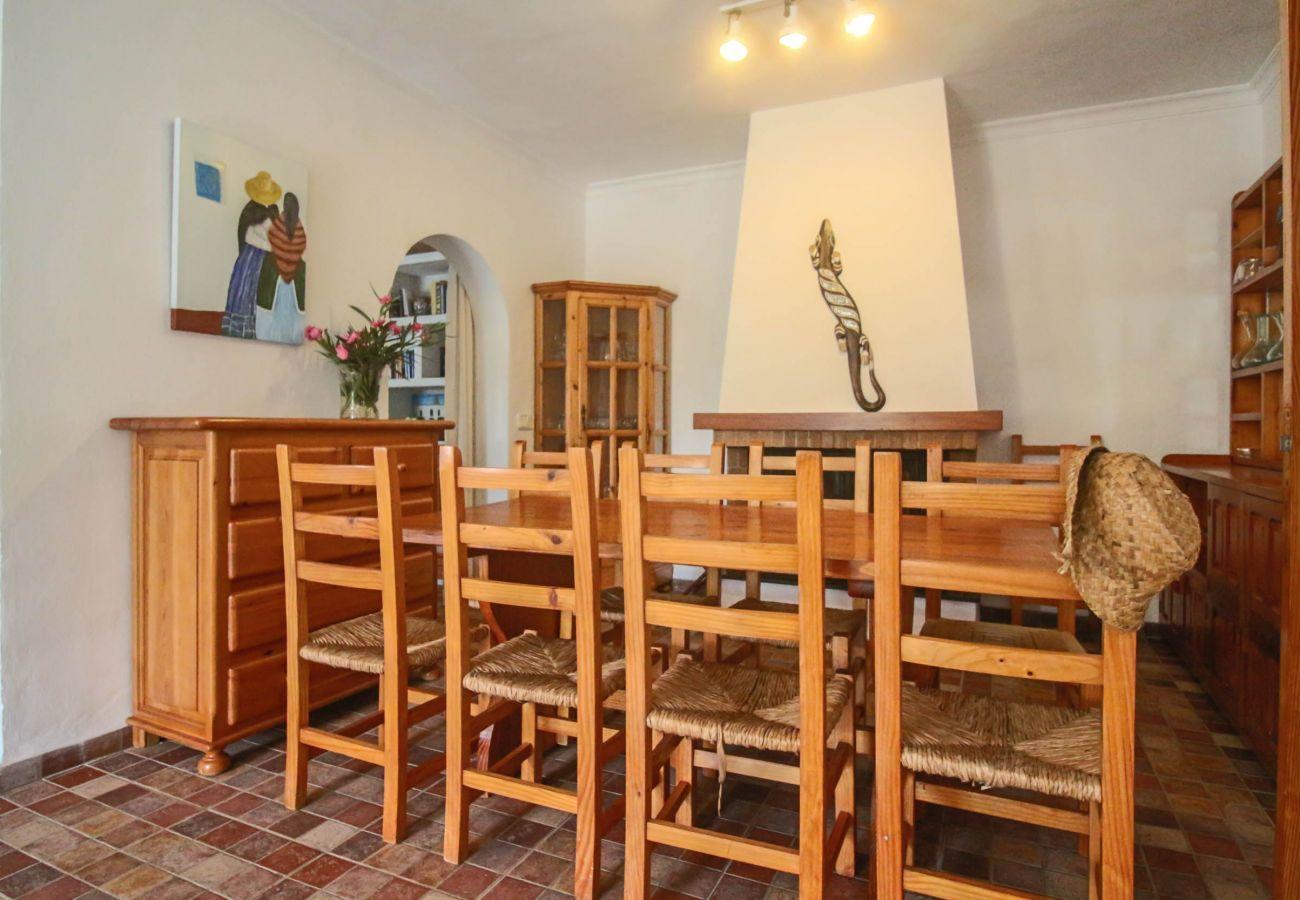 Casa rural en Santa Gertrudis - CASA GERTRUDIS