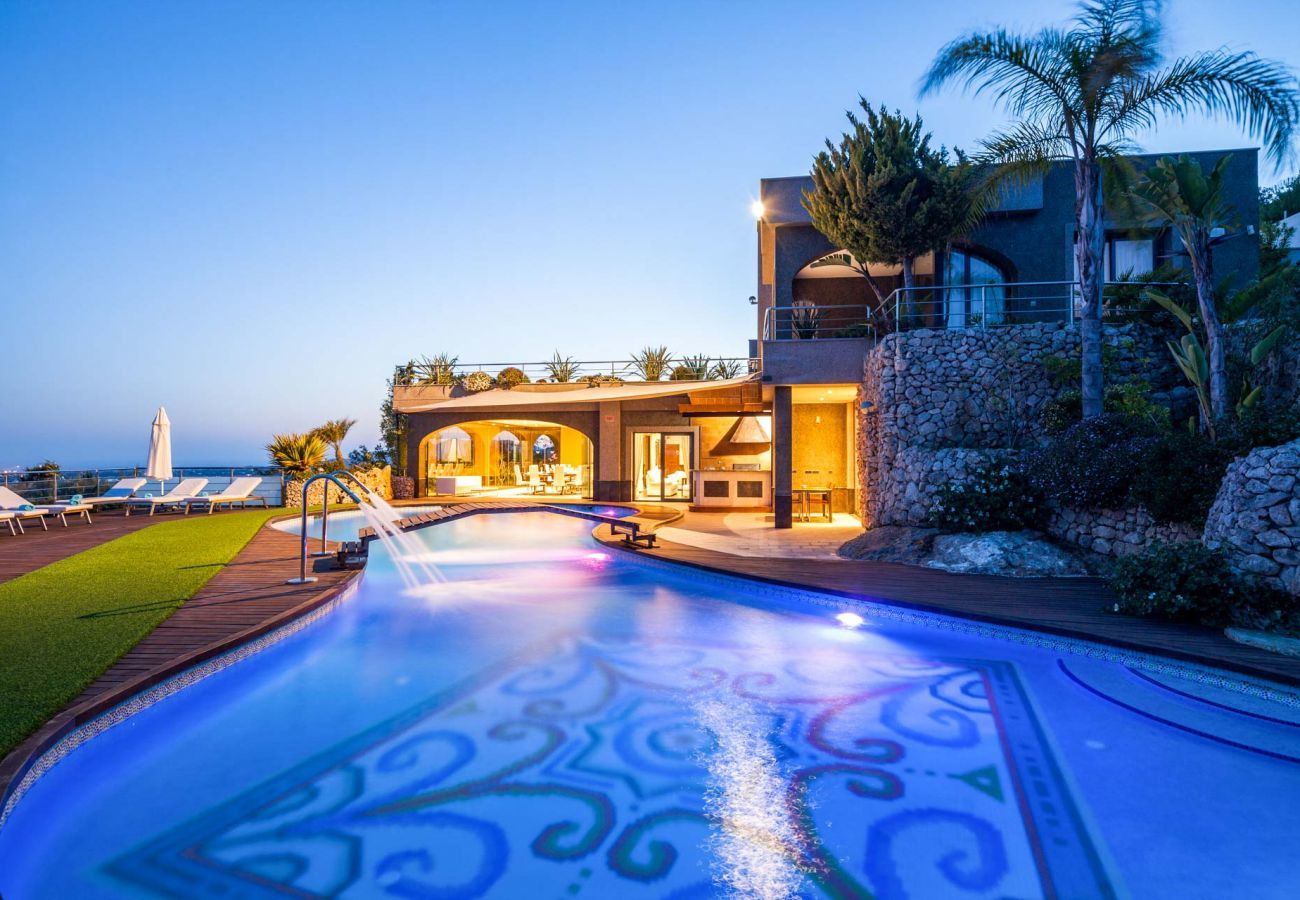Villa en Ibiza - VILLA FONTALUXE