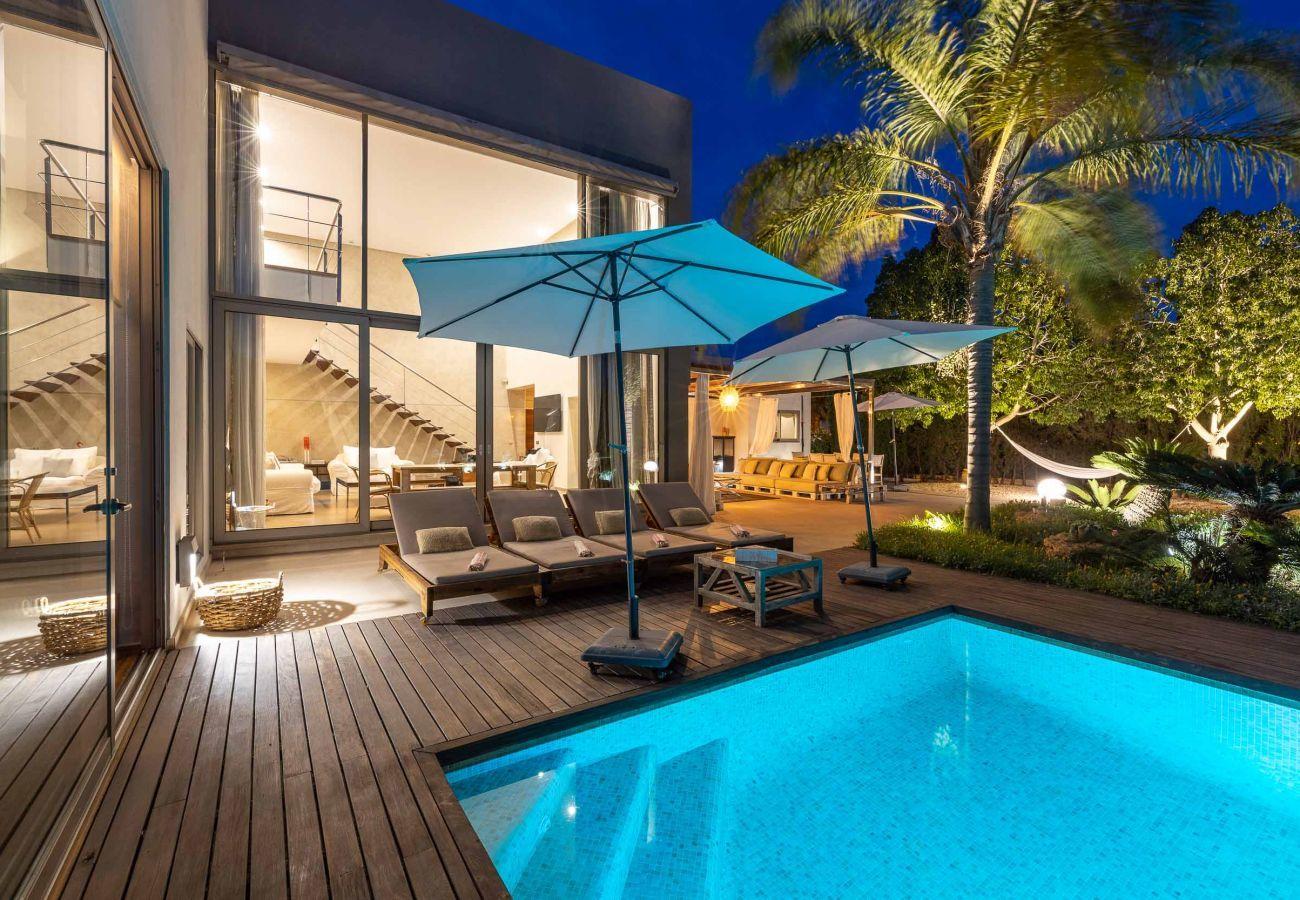 Villa en Ibiza - CAN COOL