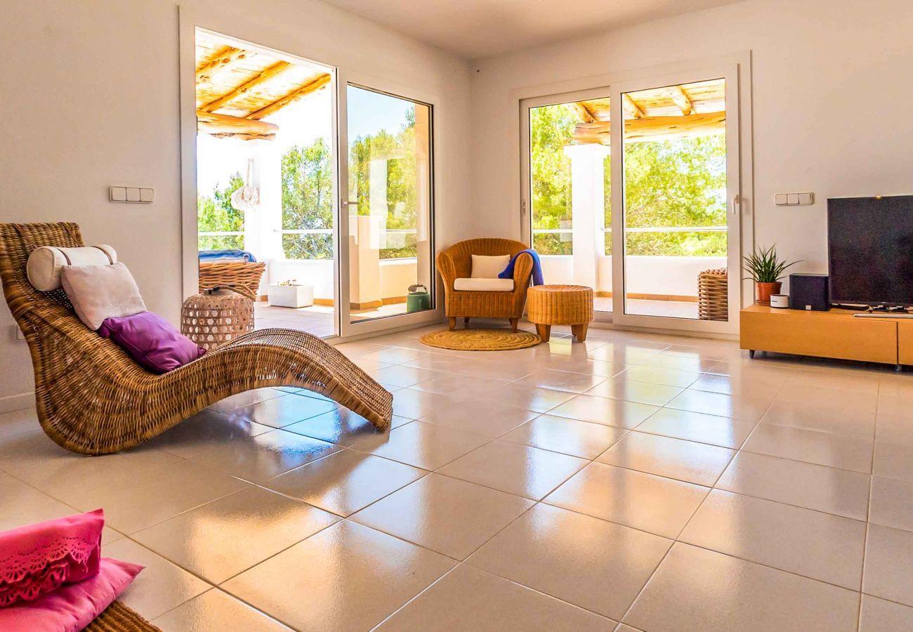 Villa en Ibiza - VILLA CASIOPEA