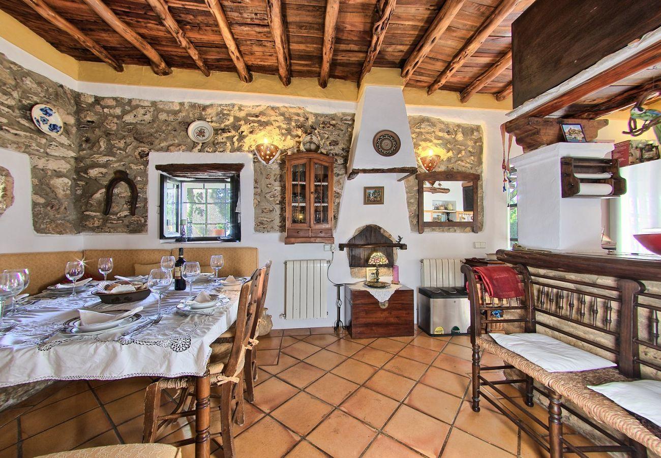 Casa rural en San Miguel/ Sant Miquel de Balansat - VILLA SAN MIGUEL