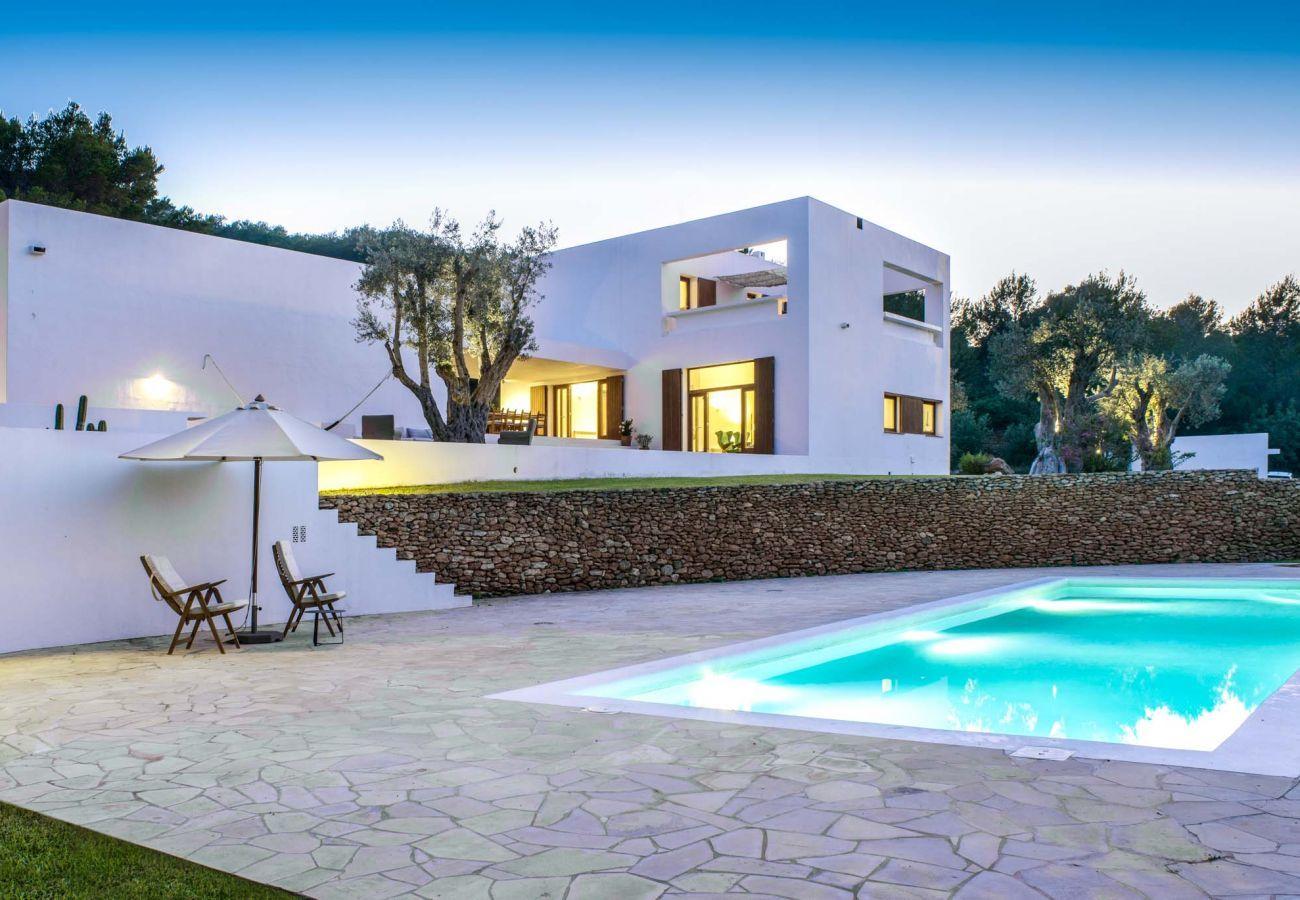 Villa en San Carlos/ Sant Carles de Peralta - VILLA LANDSCAPE