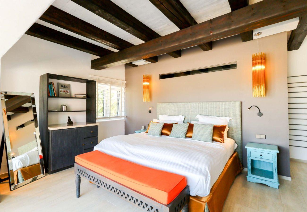 Villa en Santa Eulalia del Río - VILLA ALOE VALLEY