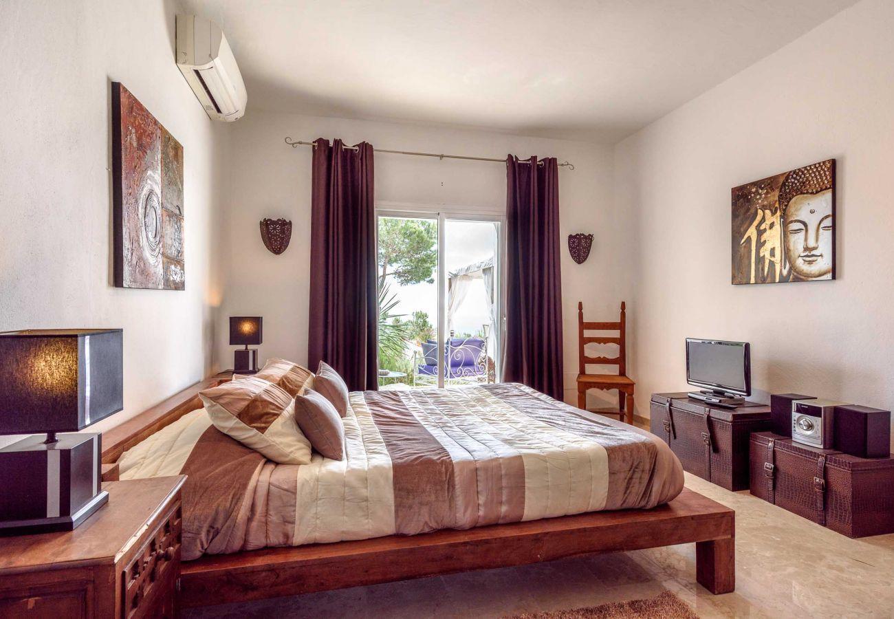 Villa en Es Cubells - VILLA ROSEMARY