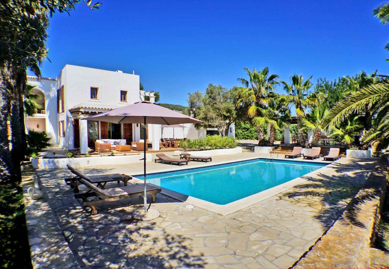 Villa en Es Cubells - VILLA SA PAISSA