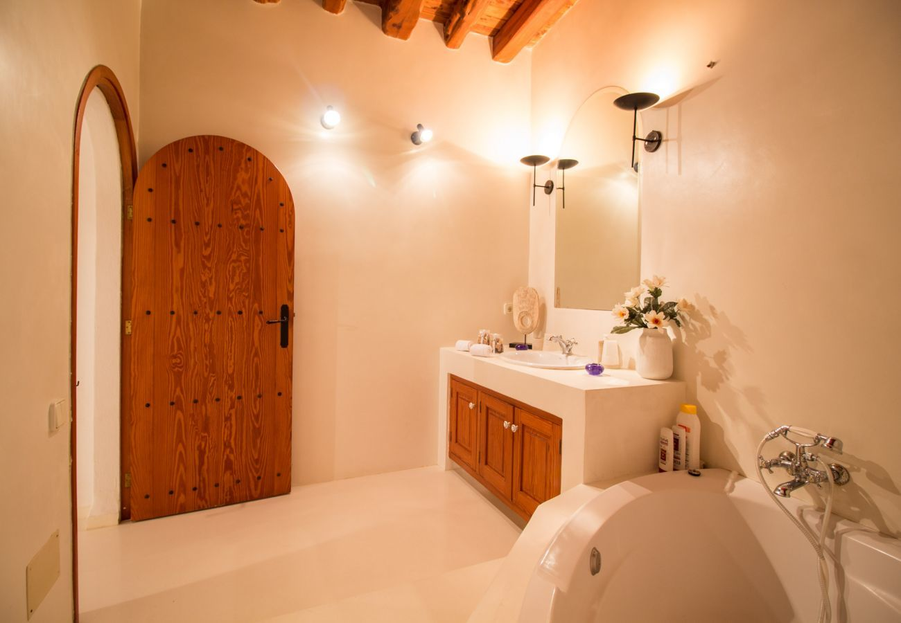 Villa en Sant Josep de Sa Talaia / San Jose - VILLA BLUE STAR