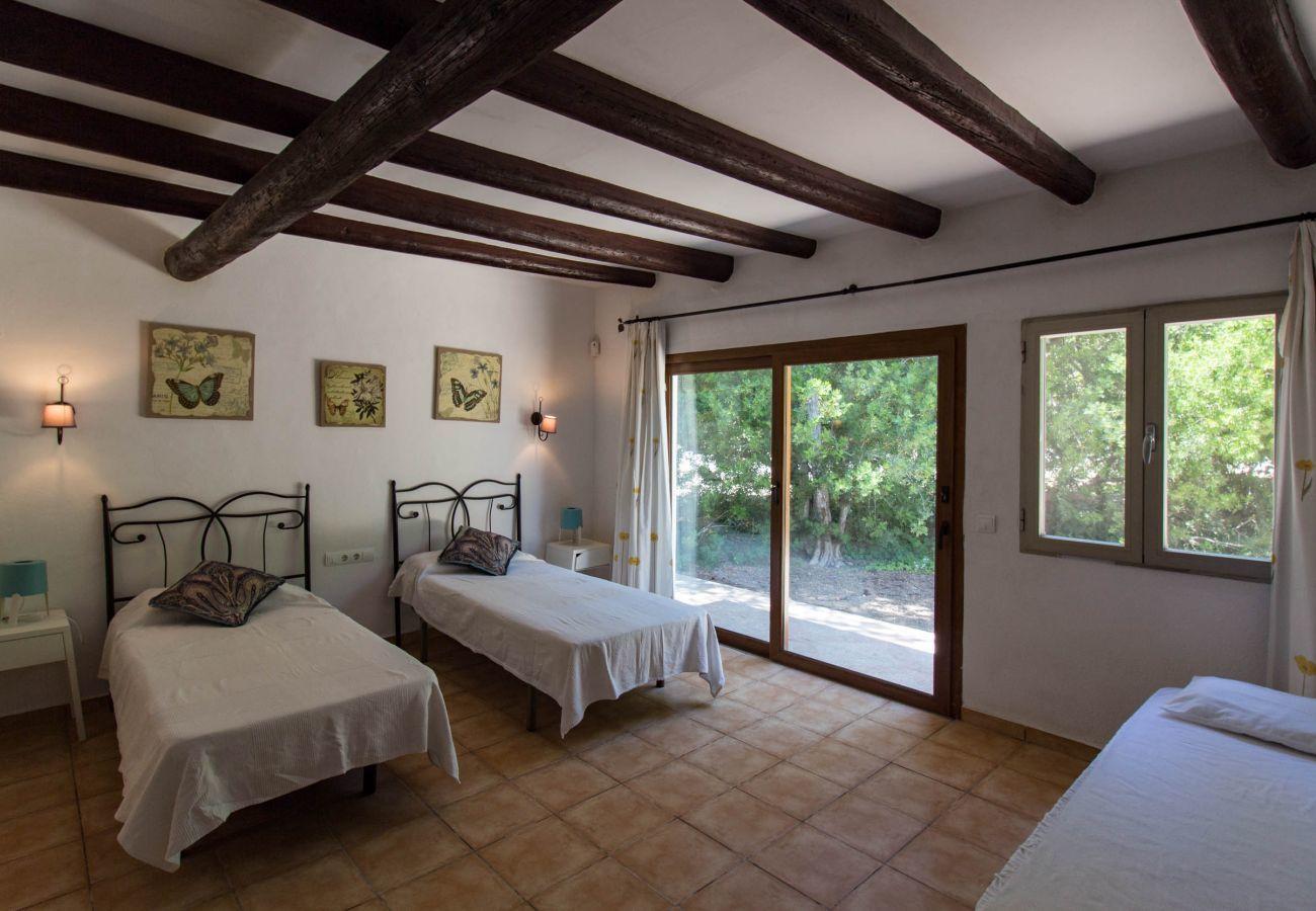 Villa en Sant Jordi de Ses Salines - CANA ESMERALDA