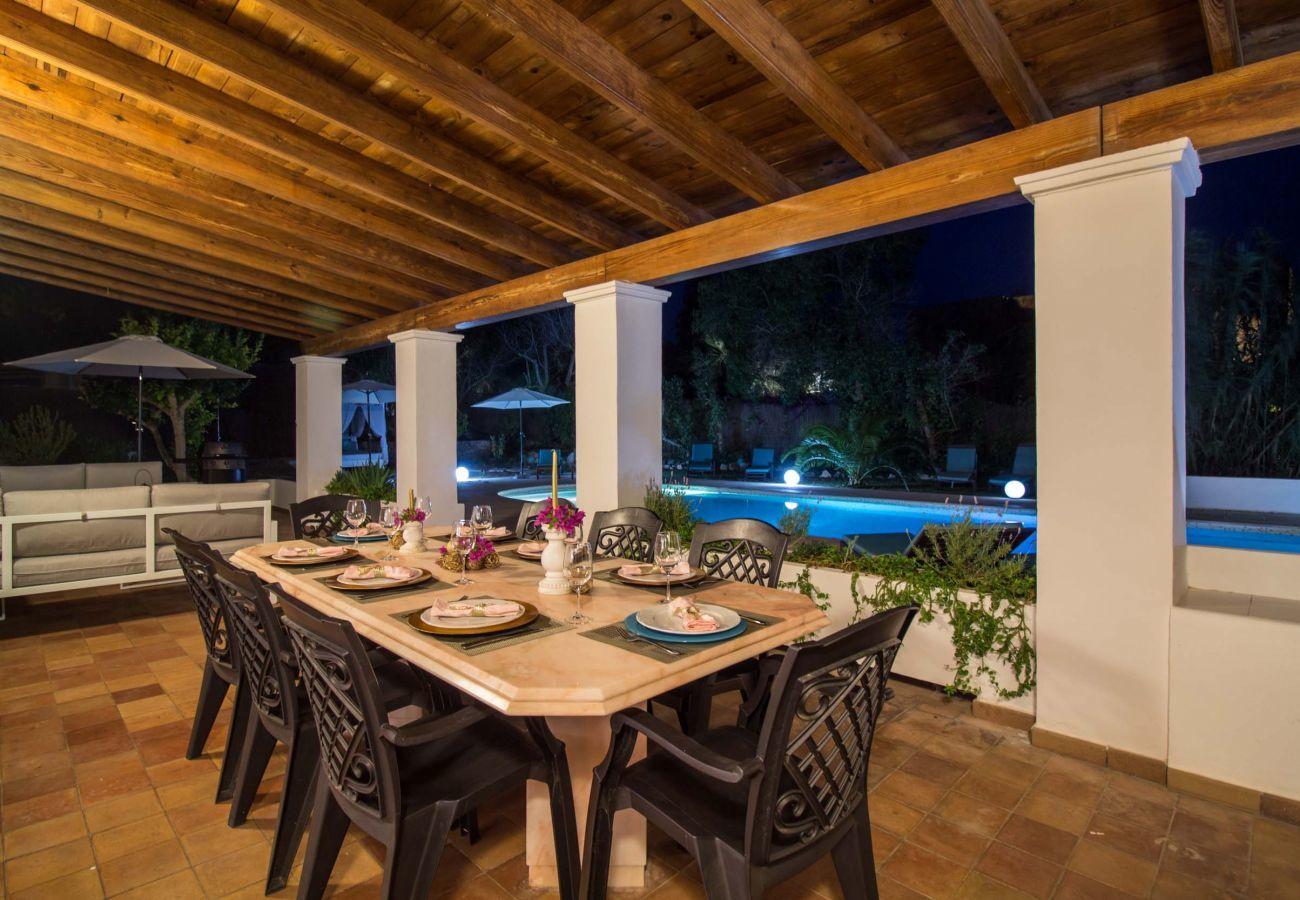 Villa en Nuestra Sra de Jesus - VILLA ALBALADEJO