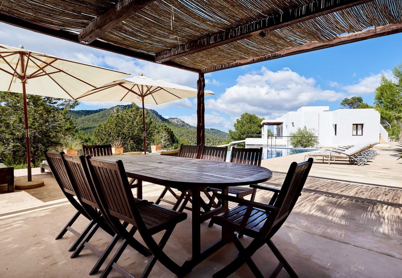 Villa en Sant Josep de Sa Talaia / San Jose - VILLA CRYPTO