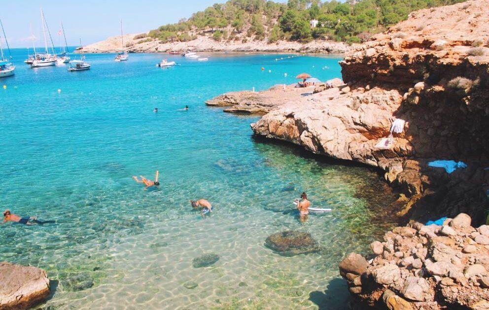 Buceo y actividades acuáticas en Ibiza