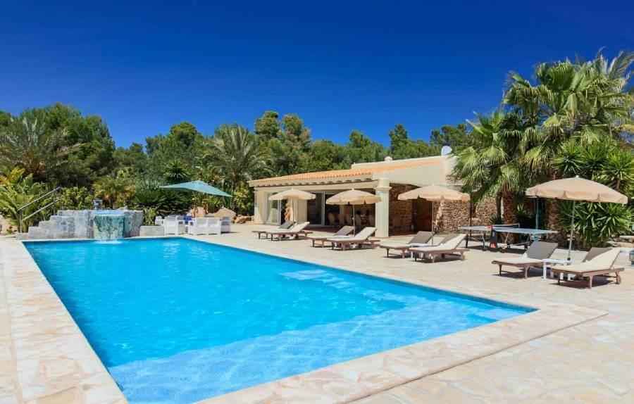 Villa Casa Cama en Ibiza