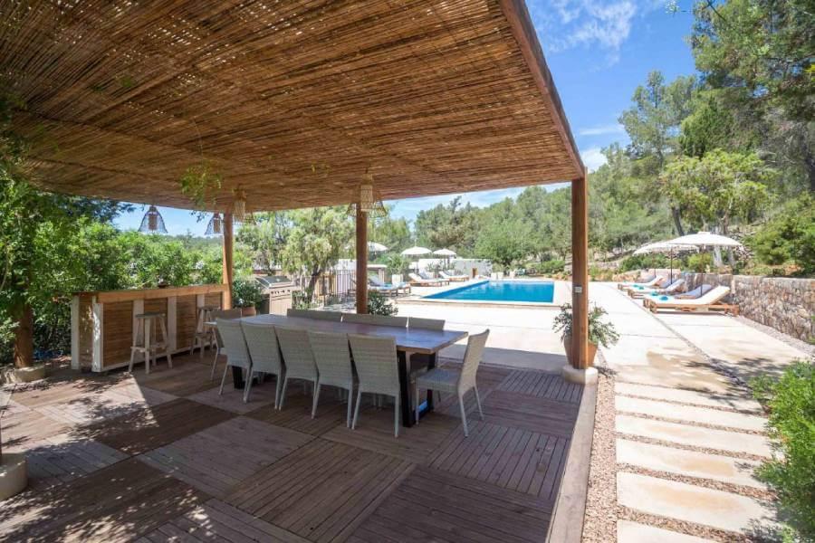 Villa Boca Sega en Ibiza