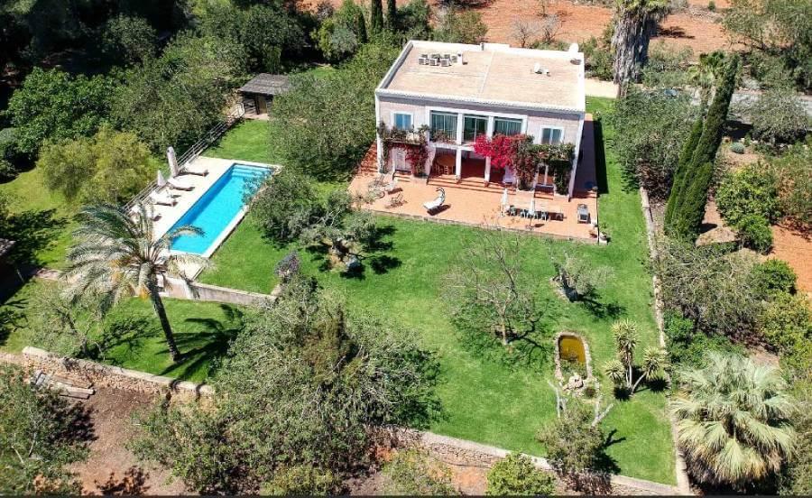 Villa Tamhass en Ibiza
