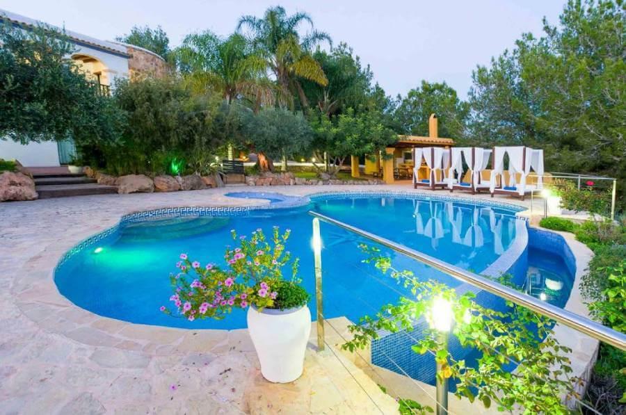 Villa Bella en Ibiza
