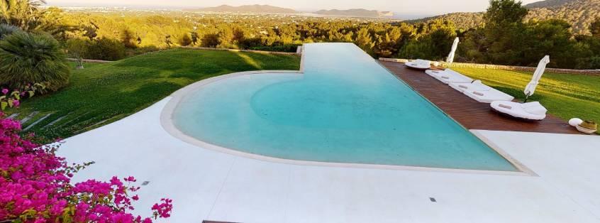 Boda en la villa de Ibiza Blue Star