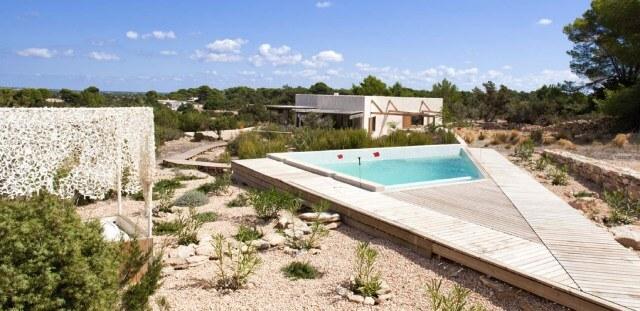 Casa Formentera que puedes alquilar en Eivillas
