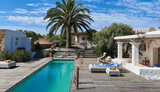 Una de nuestras casas en Formentera para tus vacaciones
