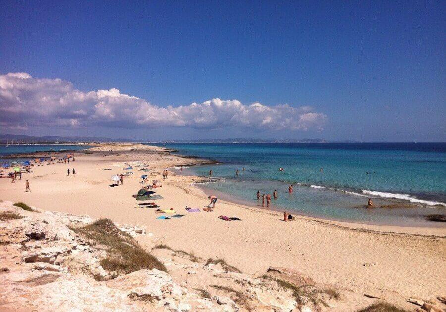 lugares que puedes visitar en Formentera